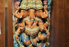 Indische Gottheit