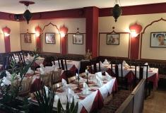Innenbereich des Restaurants